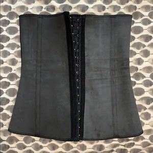 Amia Rubber Latex and Cotton Waist Trainer